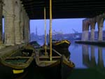 The ancient docks of Arsenale