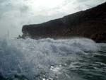 Waves, Lampedusa