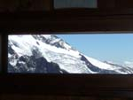 the Lyskamm from the window of Q.Sella
