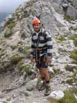 Pizzo d'Uccello, Apuane (Northwestern Tuscany); il Conte (the Count)