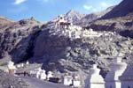Monastery in Nubra Valley, Ladakh