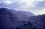 Ladakh; sunshine in the valley