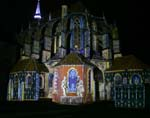 Chartres in lumi�res