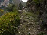 Path from Monzone to Vinca