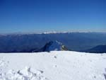 from the top of Pania