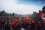 Rome, 2002; three millions of people